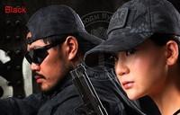 Rattlesnake Camo Velcro Baseball Cap Tactical Combat Hunting Military Airsoft Sniper Molle Hats