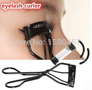 Free Shipping Beauty Tools Multifunctional Eyelashes Machine Eyelash Curler Tweezers Clip for Girl(China (Mainland))