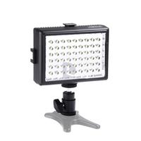 Sevenoak SK-LED54B High Intensity 6000MCD 54pcs LED Video Light Photography Light for Canon Nikon DSLR Camera Camcorder