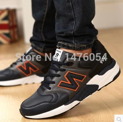 Men's shoes for women's shoes a couple of new fund of 2014 autumn winters student han edition sport casual shoes(China (Mainland))