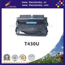 (CS-LT430U) toner laser cartridge for Lexmark T430 T 430 IBM IP1422 IP 1422 T430U T 430u bk (6k pages) free shipping by FedEX