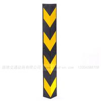 Reflective wall corner protectors bumper strip warnings garage parking warning signs