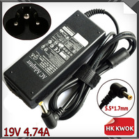 19V 4.74A 5.5*1.7mm AC Adapter Laptop Charger For Acer Aspire Notebook 7745G 5750 5742G 5950G 5755G7750G 7739Z 7560G 5560G 5830