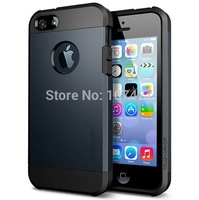 """Wholesale 50 pcs/lot Luxury SGP Slim Armor  2 in 1 Hybrid PC + TPU Silicon Case Hard Back Cover for iPhone 6 4.7"""" Plus 5.5"""""""