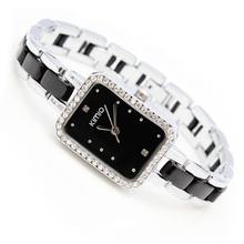 [Special] Seckill genuine KIMIO fashion watch Korean Fashion Square Watch Bracelet Watch Vintage wristwatch