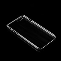 """Ultra  Transparent  Thin Clear Crystal Hard Back Case Cover For iPhone 6 4.7"""""""
