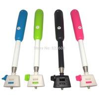Bluetooth Handheld Extendable Selfie Stick Monopod for Smartphones/Cameras