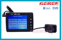 "New 2.5"" LCD TFT screen Mini DVR Motion Detection mini video recording system Car CMOS Camera DVR Portable Recorder"