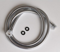 1.5M Length Bathroom Shower Water Heater Hose Pipe Connector New-Free shipping