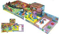 indoor soft playground supplier