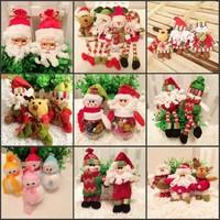 Christmas tree small christmas doll snowily 2014 small christmas gift  Decoration Supplies