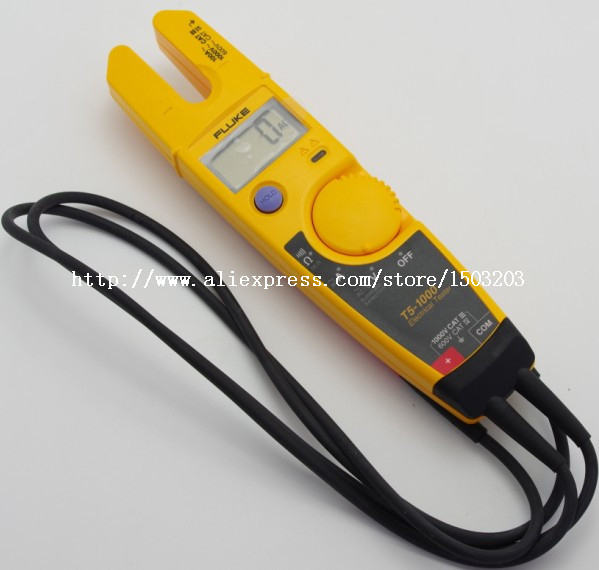 FLUKE T5-1000 1000 Voltage Current Electrical Tester !!Brand New!!Free shipping!!!(China (Mainland))