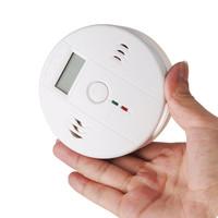 Bangor LCD CO Carbon Monoxide Detector Poisoning Gas Fire Warning Safe Alarm Sensor