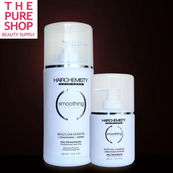 Волосы очистки шампунь и 500 мл 5% для нормальный волос бразильская обработка кератина ...