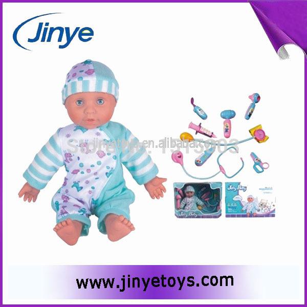 Baby reborn doll kit doctor baby craft kits(China (Mainland))
