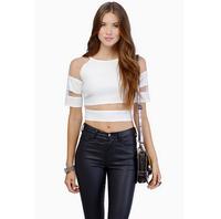 2015 New Fashion High Street Gauze Pachwork Blouse Shirt Women O- Neck Short Sleeve Short Tee Shirts Brand Plus Size Crop Tops