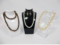 Free DHL 10set(30pcs) Model Aircraft Necklace/Pendant Holder Rack Portrait Frame Jewelry Holder Accessories Display Rack