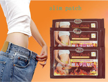 50pcs health care! slimming patches weight loss products! Slimming Navel Stick Slim Patch Weight Loss Burning Fat Patch!