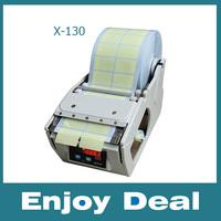 High Quality NSA X-130 Auto Label Dispenser Sticker Labeling Machine Label Peeling Dispensing Machine