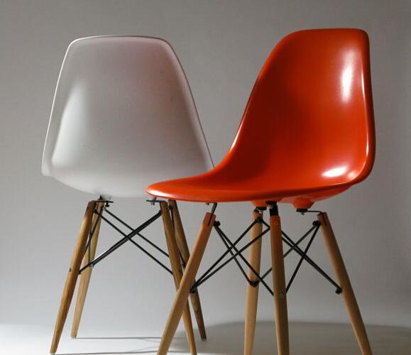 современные оригинальность табуретки, тряся пластик стул,
