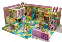 indoor play system factory