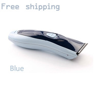 Riwa new arrival electric hair clipper RE-434 high quality two colors (light blue&yellow) hair trimmer free shipping