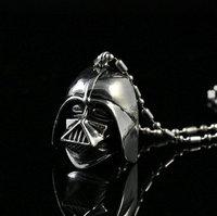 Star Wars Darth Vader Pendant Chain Metal necklace Fashion Boy Man