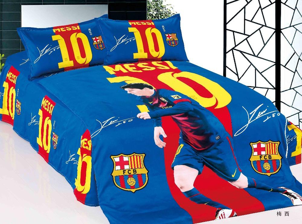 Barcelona Fc Bedroom Set Messi Single Duvet Cover. Barcelona Fc Bedroom Set   Rooms