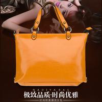 Genuine leather women's handbag women's 2014 handbag shoulder bag messenger bag fashion messenger bag fashion small bags
