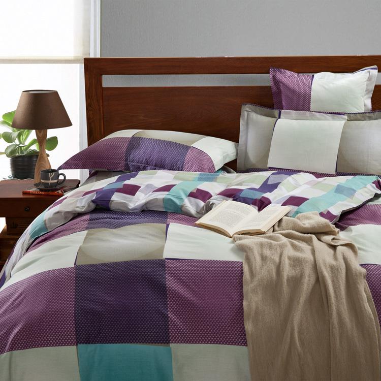 Cow print bedding purple and yellow horse comforter bedding set jpg