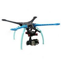 FPV S500 500mm Fiberglass F450 Quadcopter Frame Kit + Landing Gear