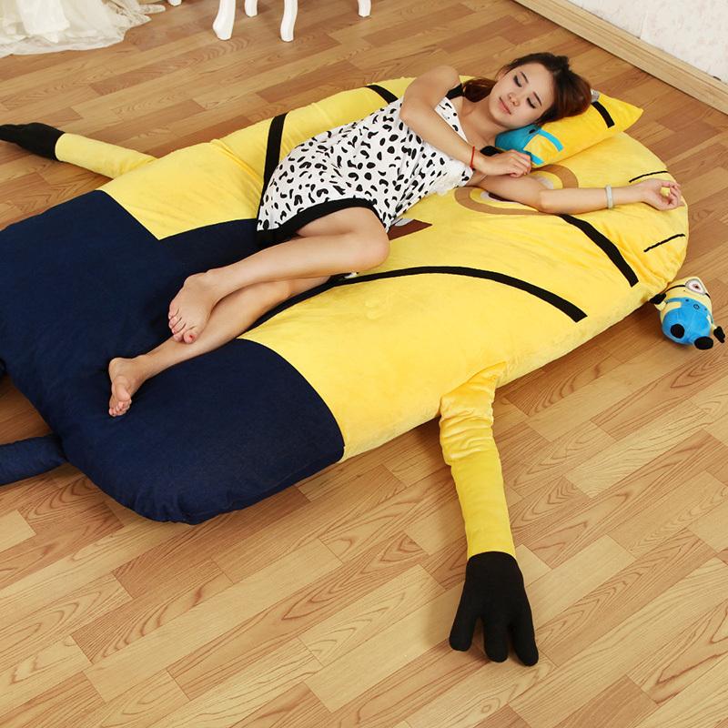 Aliexpress.com : Buy 180*120cm Large Minion Stuffed Soft Kids Toys For ... Giant Stuffed Bear