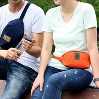Multifunction  man woman travel sport cross shoulder bag(S 23*15CM)
