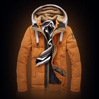 2014 men coat more fashionable new warm man down jacket coat  MK63
