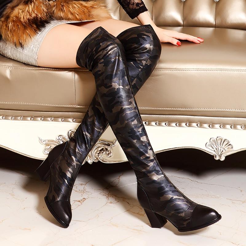 ramon moolecole 2014 novo inverno estilo ak227 overknee botas mulheres negras bombas frete grátis laço tecido respirável sandálias(China (Mainland))