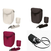4 Color Camera Cover Case Bag for Sony LCS BBF NEX3C NEX5C NEX5N NEX F3 NEX7 NEX6 A3000 A7  Free Shipping
