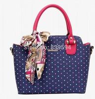 2014 Winter new Korean fashion cartoon little bag ladies bag shoulder bag Messenger bag