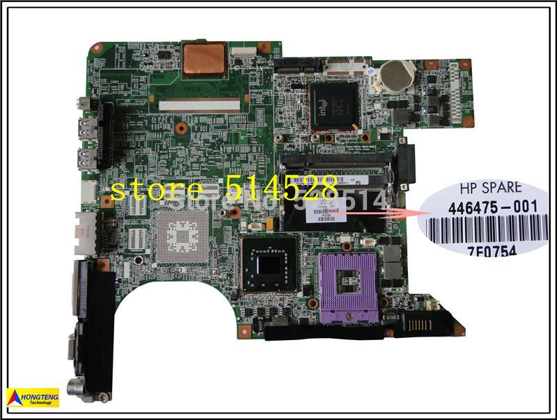 original 446475-001 Laptop motherboard For Hp pavilion DV6500 motherboard DDR2 100% Test ok(China (Mainland))