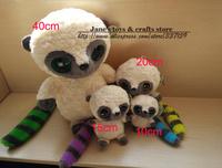 10cm super cute soft plush big eyes monkey doll,rose plush long tail monkey,creative graduation & birthday gift for children,1pc