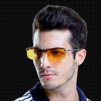 Anti-Glare Car Driving Glasses Night Vision Goggles Polarized Sports Sunglasses