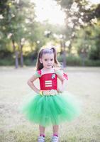 Free Shipping Cute Girls' tank Dresses Princess veil ball gown one piece tutu dress 5pcs/lot T60