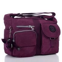 Women's handbag women's shoulder bag travel bag canvas bag light oxford fabric nylon bag one shoulder cross-body