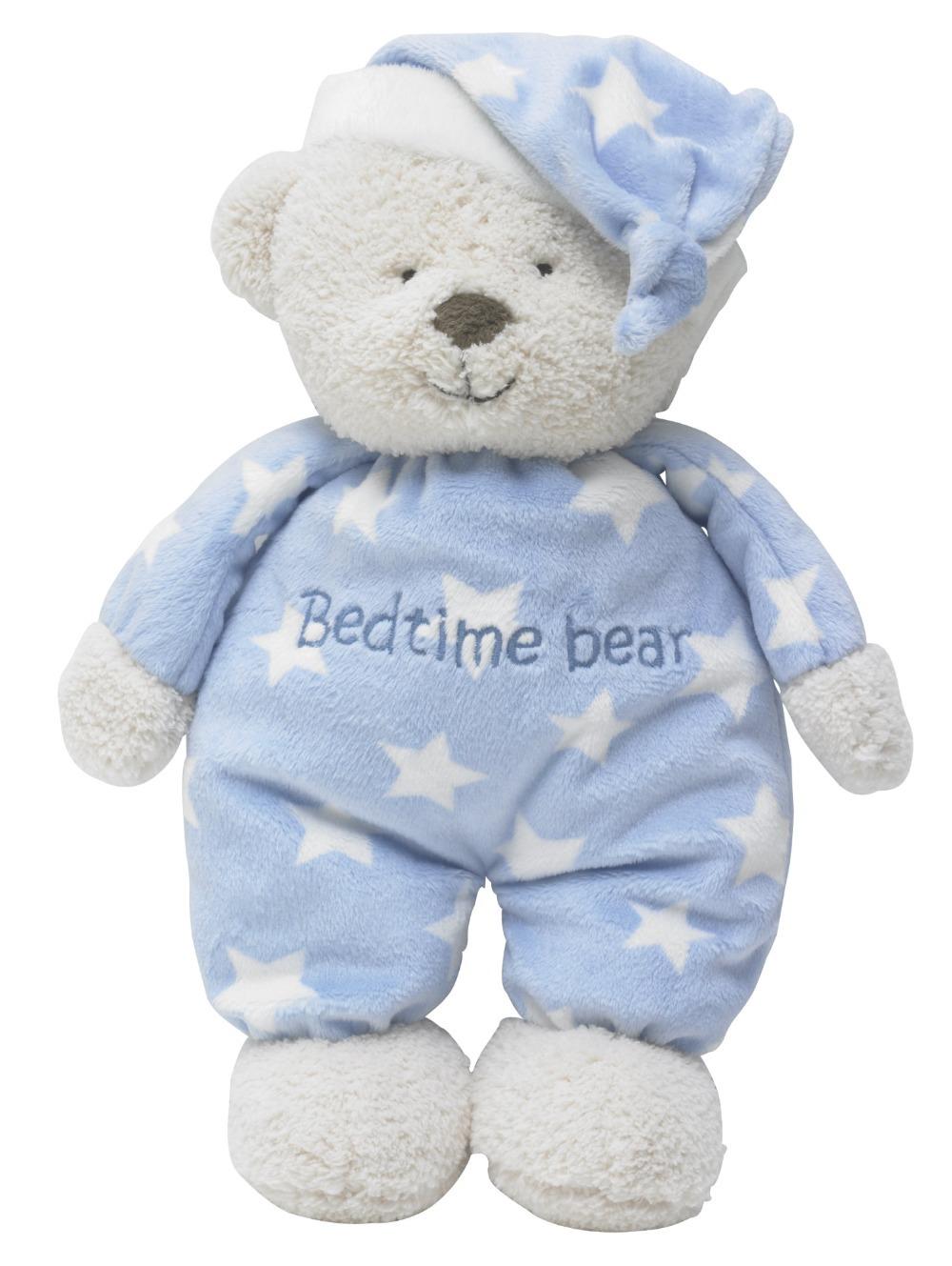 2014 New Mothercare Baby Toy Brinquedos Kawaii Bear Plush Toys Stuffed Animals Toys Baby Sleeping Toy(China (Mainland))