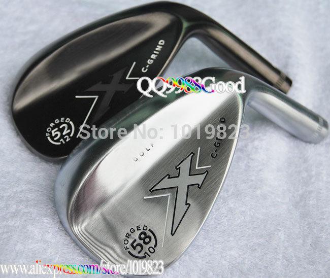 NEW 3pcs/lot Brand Golf Clubs FORGED Golf wedges 52.54 56 58.60 loft Clubs steel shaft Golf set EMS Free EMS Shipping(China (Mainland))
