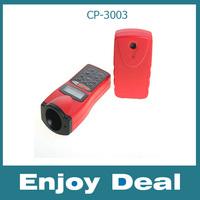 CP-3003 Ultrasonic Long Distance Measurer Electronic Digital Range Finder with Laser Pointer
