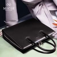 Commercial women's 2014 briefcase handbag large capacity handbag large bag fashion 14 laptop bag