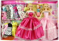 High quality  Chrismas present / Barbies doll for baby girl / barby toys