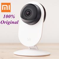 Original Xiaomi Security Camera Mini Indoor IR Wireless Wifi IP Camera CCTV Camera Built-in Microphone Support Two Way Intercom