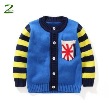 Free Knitting Pattern - Toddler Sweater