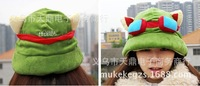 League of peripheral products, Timo Timo baby plush hat autumn and winter hat COSPLAY